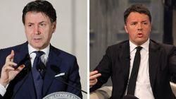 Boom di consensi social per Conte. Renzi resta
