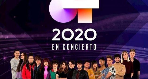 'OT 2020' cancela su gira por el