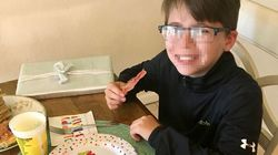 Mio figlio non ha potuto festeggiare il compleanno a causa del Covid. Quello che è successo mi ha lasciato senza