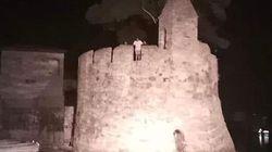 Εφηβος έβαλε στοίχημα ότι θα βούταγε από τον Φάρο της Ναυπάκτου και παρά λίγο να