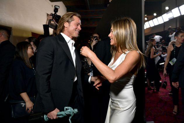 Perché Aniston indossa ancora l'anello di fidanzamento da 500mila dollari che le regalò Pitt