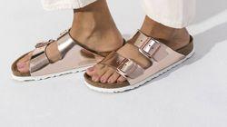 Cinco sandalias bonitas y cómodas para estrenar en el