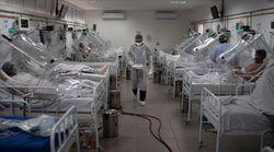 Brasil confirma 1.179 mortes por covid-19 em 24 horas e supera Itália em pior dia da