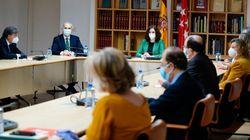 Ayuso excluye al Colegio de Médicos de Madrid en su reunión sobre la