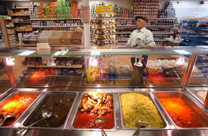 It's unclear what small delis and grocery stores will do with their prepared foods buffets.