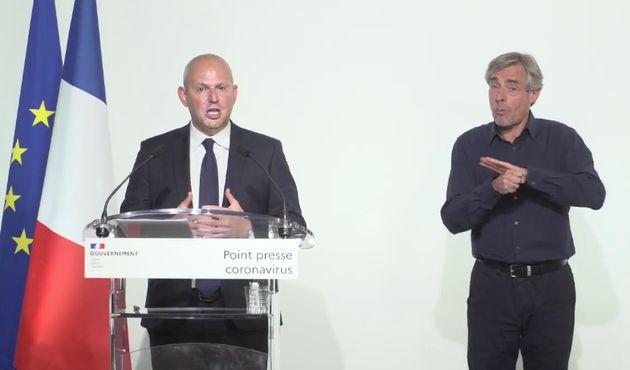 Pour la première fois depuis le 1er mai, le DGS Jérôme Salomon a donné un point d'information sur l'épidémie...