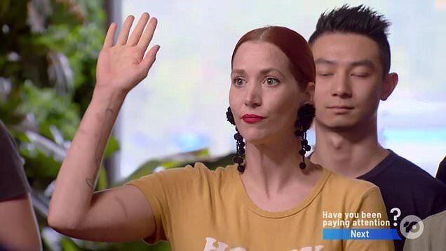 'MasteChef Austalia: Back To Win' contestant Sarah Clare