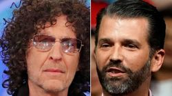 Howard Stern Taunts 'Genius' Donald Trump Jr With Sarcastic Over-The-Top