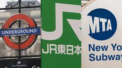電車内の3密をどう防ぐ。日本、ニューヨーク、ロンドンの鉄道・地下鉄での対策は?(新型コロナ)