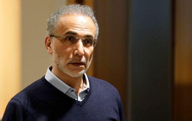 Tariq Ramadan, ici arrivant au Palais de Justice de Paris, le 13 février