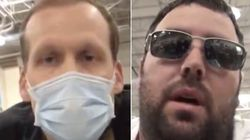 'Hero'Costco Worker Hailed After Showdown With Irate Shopper Over Mask