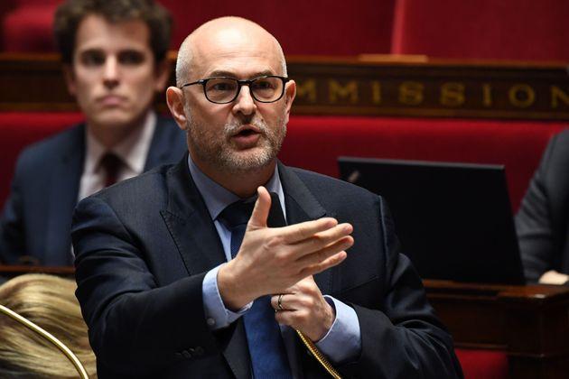 Laurent Pietraszewski le 19 février à l'Assemblée