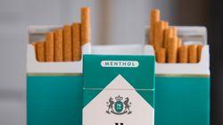 Fini les cigarettes au menthol et les associations ciblent désormais les