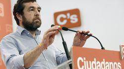 Miguel Gutiérrez ocupará el escaño de Ciudadanos en el Congreso tras la renuncia de Marcos de