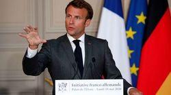 Macron pierde la mayoría absoluta en el Parlamento por un grupo de diputados