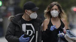 La OMS pide que las mascarillas FFP2 se reserven a los sanitarios ante su escasez