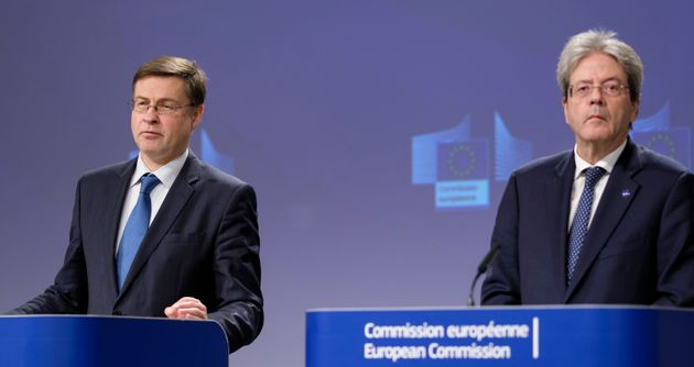 BRUSSELS, BELGIUM - FEBRUARY 5, 2020: EU Commissioner for An Economy That Works for People - Executive...