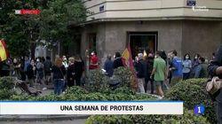 Trabajadores de TVE denuncian agresiones durante las