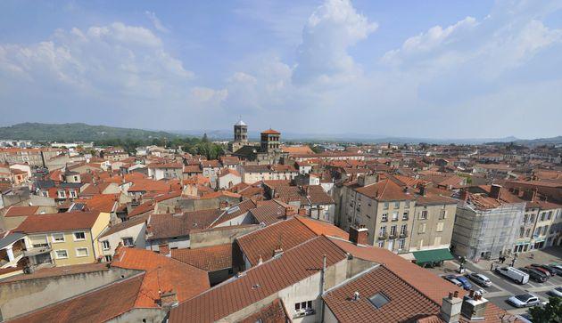 Issoire dans le centre ville de la France fit partie des 222 villes à bénéficier du plan Action Coeur...