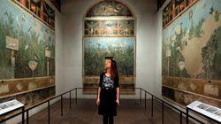 «Pompeii Live»:Η εξαιρετική έκθεση για την Πομπηία δωρεάν