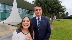 Com vídeo surreal, Bolsonaro anuncia que Regina Duarte deixa Secretaria de