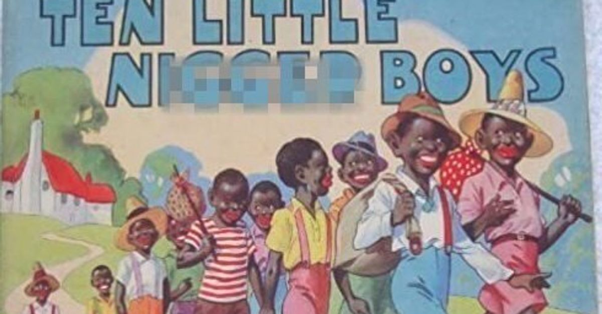 Amazon Slammed For Sale Of Racist Literature Containing N-Word