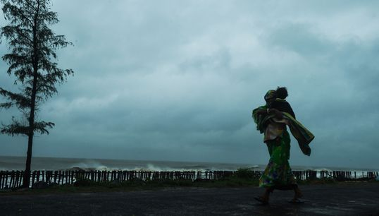 As It Happened: Cyclone Amphan Makes Landfall In Bengal, 2