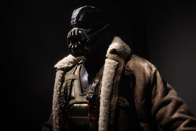 """""""En regardant les chiffres de ventes, les masques de Bane ont connu une vente rapide en avril,..."""