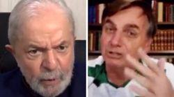 No pior dia da pandemia, Lula diz 'ainda bem' que natureza criou coronavírus e Bolsonaro faz