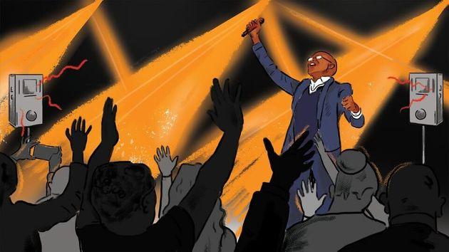 Pastor Tobi Adegboyega