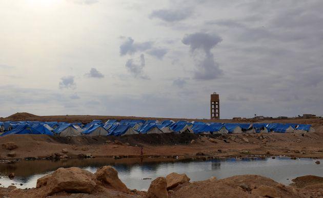 Pour de nombreux spécialistes du dossier irako-syrien, la plupart des camps (comme celui d'Aïn...