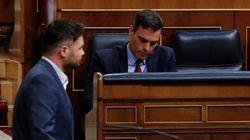 Sánchez saca adelante la prórroga del estado de alarma con PNV y Cs mientras se desintegra la mayoría de la