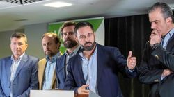 Cisma de Vox en Murcia: suspendidos de militancia tres de sus cuatro