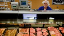 More Grocery Chains Are Ending Hazard Pay During The Pandemic. Their Workers Are Not Pleased.