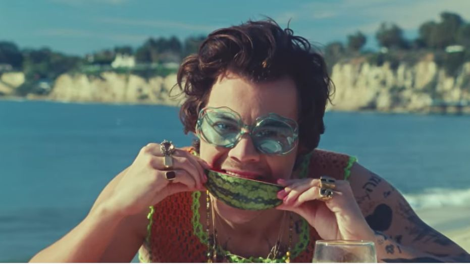 How To Get The Looks From Harry Styles' 'Watermelon Sugar' Music Video