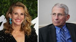 Dr. Fauci Will Take Over Julia Roberts' Instagram To Share Info About