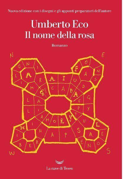 Il nome della rosa, nuova edizione de La nave di