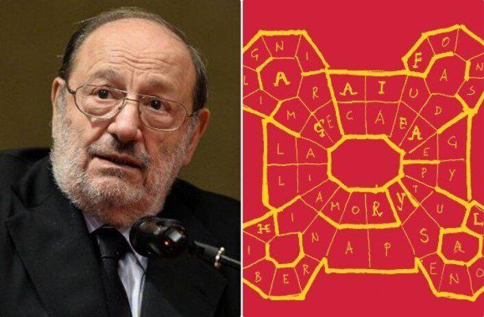 Umberto Eco e la nuova edizione de Il nome della rosa, de La nave di