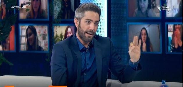 Roberto Leal, en 'Operación