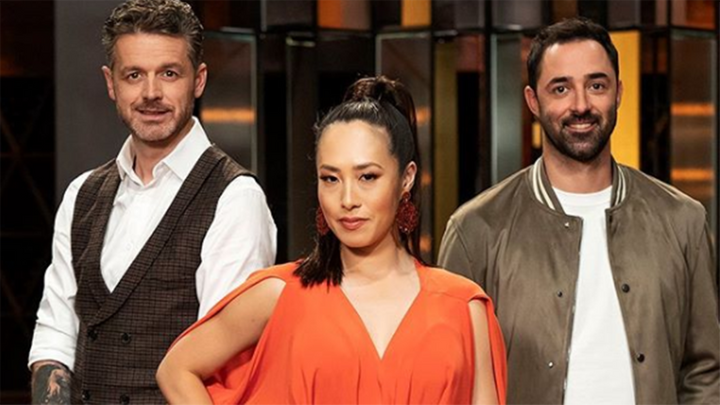 'MasterChef Australia: Back To Win' judges Jock Zonfrillo, Melissa Leong and Andy Allen