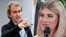 Sorpresa por el comentario de una concursante de 'OT 2020' sobre Fernando Simón (y la reacción de Roberto