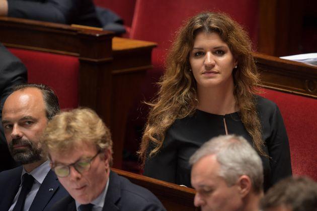 Marlène Schiappa, secrétaire d'Etat en charge de l'Egalité entre les hommes et les