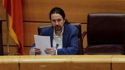 Iglesias deja claro que la reforma laboral se derogará al completo y advierte al PSOE: