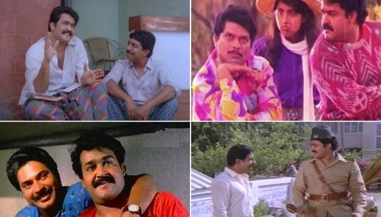 10 Of Mohanlal's Best Performances In Malayalam