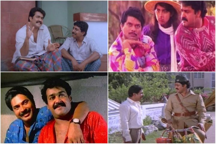 The best of Mohanlal