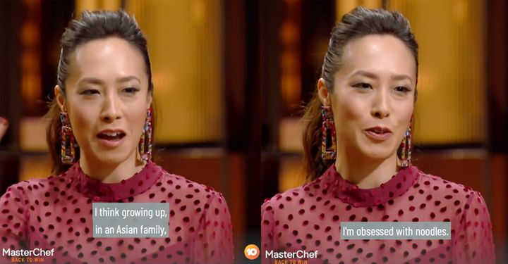 'MasterChef Australia: Back To Win' judge Melissa Leong