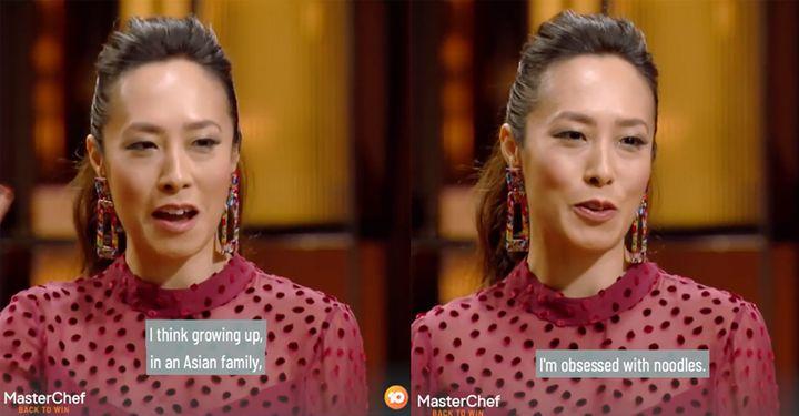 'MasterChef Australia: Back To Win' judge Melissa Leong