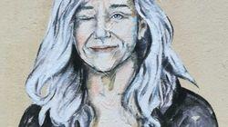 Firenze dedica un murales a Giovanna Botteri: la giornalista diventa l'eroina di tutte le