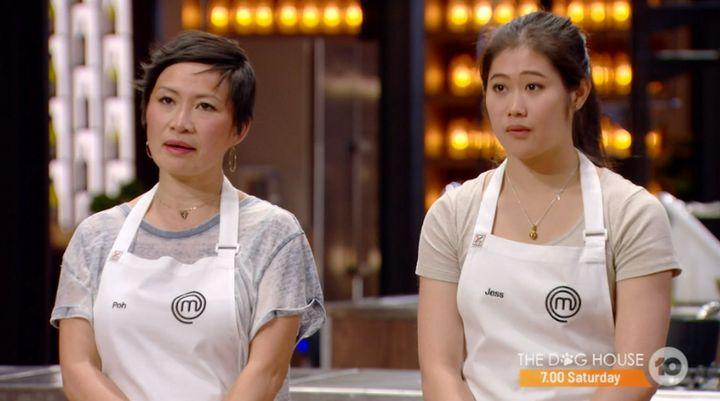 'MasterChef Australia: Back To Win' contestants Poh Ling Yeow and Jess Liemantara