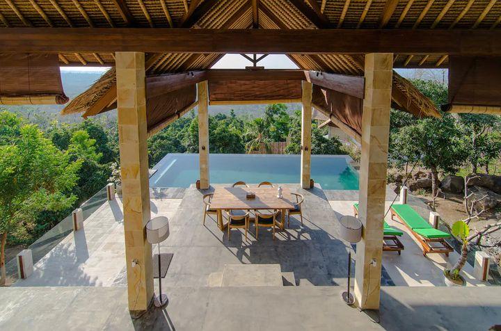 180° View, Private Pool Villa, Singaraja, Bali, Indonesia